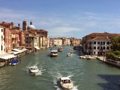 Benátky křížem krážem