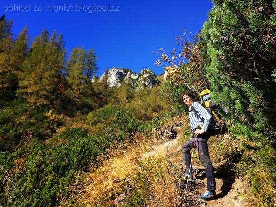 Podzimní Alpy – část první