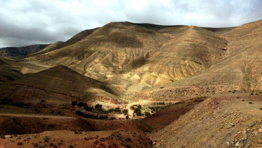 Atlas, Maroko