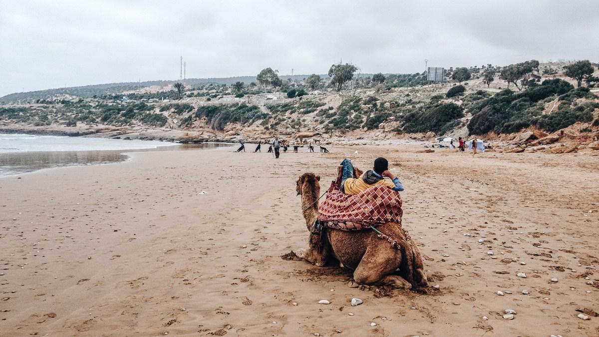 Milované a nenáviděné Maroko