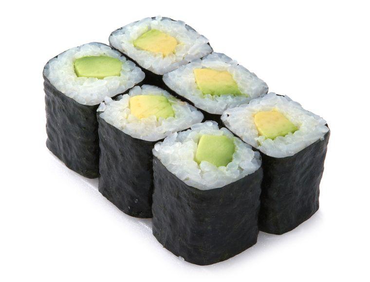 sushi vă face să pierdeți în greutate)