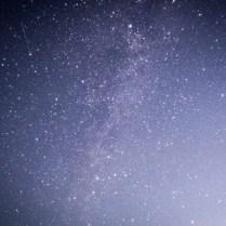 ペルセウス座流星群 Photo Y.Manno 撮影地 糸島市 撮影日 2020.08.13