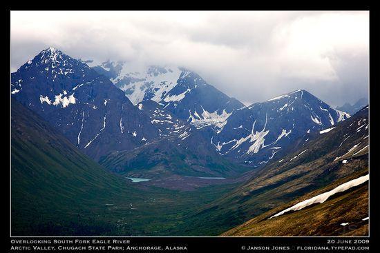 Arctic Valley Chugach St Prk Anchorage by JJ