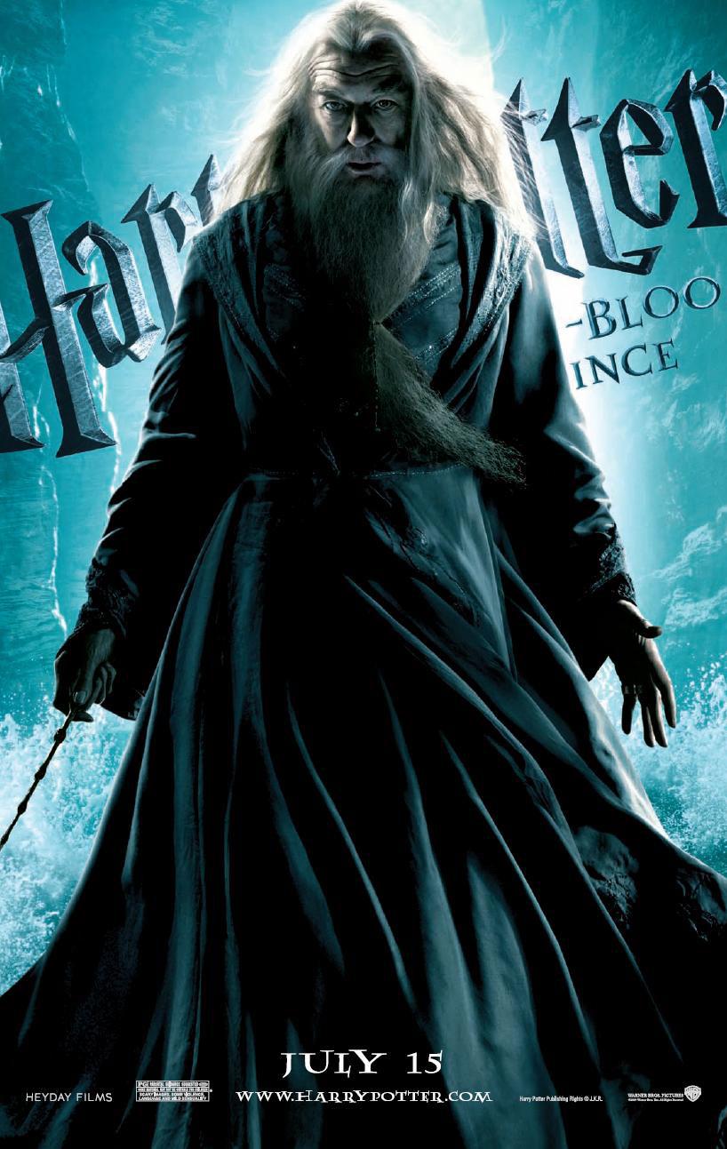CharacterDumbledore Half-Blood Prince