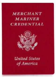 Merchant Mariner Document