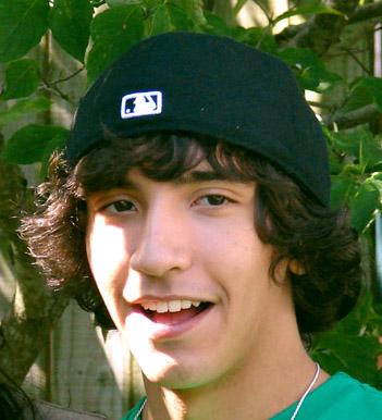 Eamonn Summer 2009