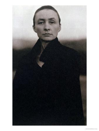 Georgia O'Keeffe by Alfred Stieglitz 1920