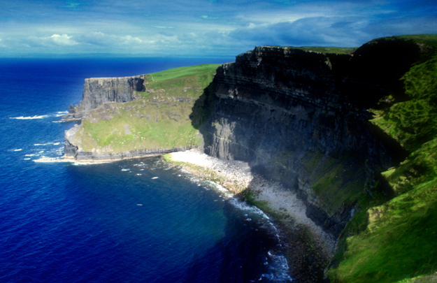 Irish Cliffs of Moher