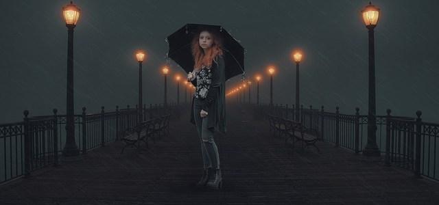 Έβρεχε πάλι (Θεοδώρα Ντάκου)