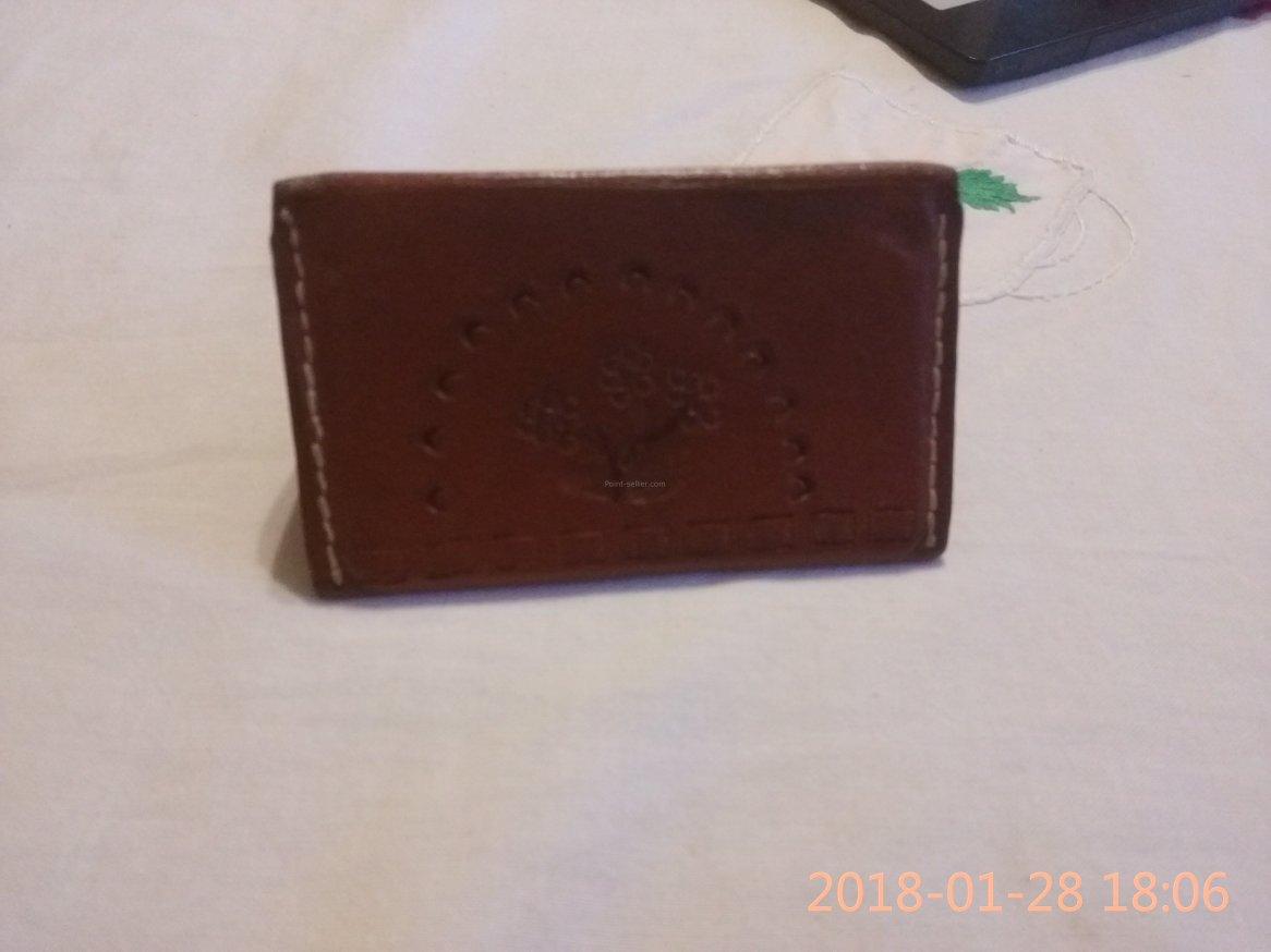Porte cartes plat télécharger patron libre et gratuit apprendre maroquinerie et travail du cuir