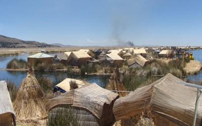 Puno & les îles flottantes