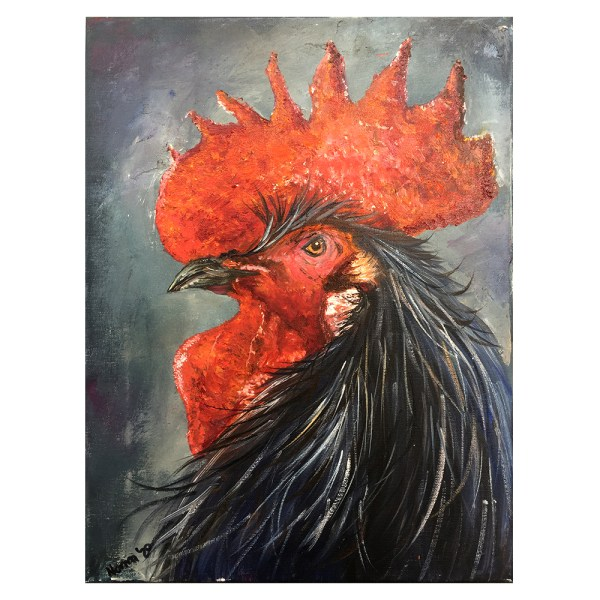 Rooster stanley