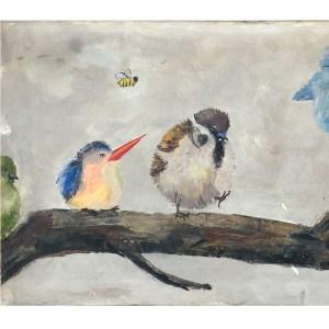 Birds spring spring2