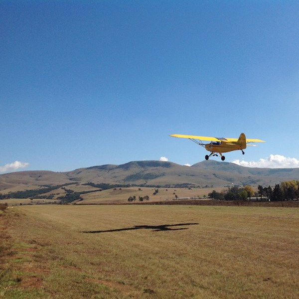Cabin1 runway