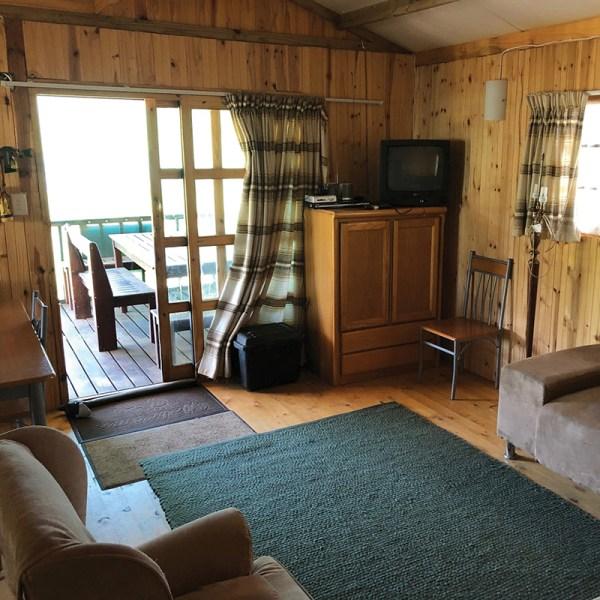 Cabin4 lounge