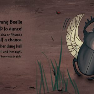 Dancing Dung Beetle 1 scaled