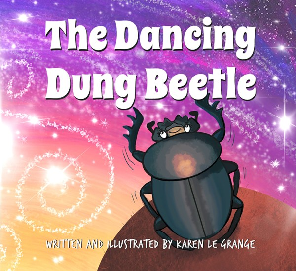 Dancing Dung Beetle cover