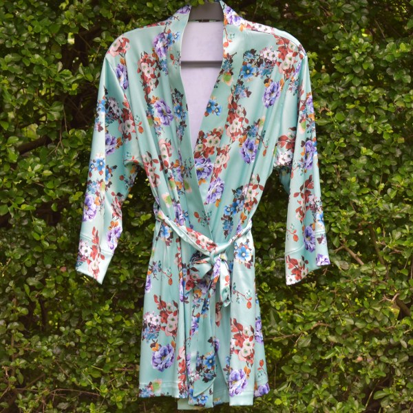 Gown - Japanese Floral