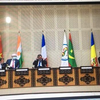 G-5 Sahel associer sécurité et développement