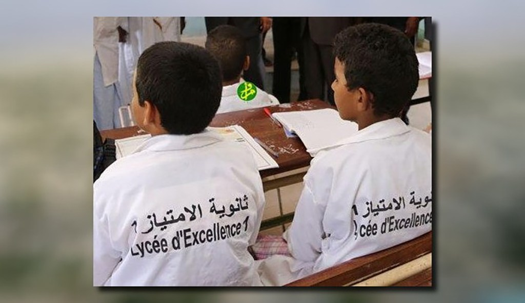 concours-d-entree-lycee-d-excellence-mauritanie-2020