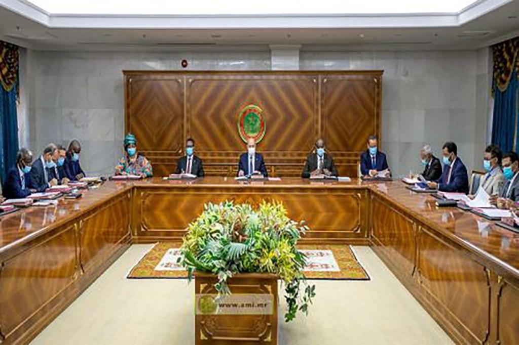 conseil-des-ministres-mauritanie2