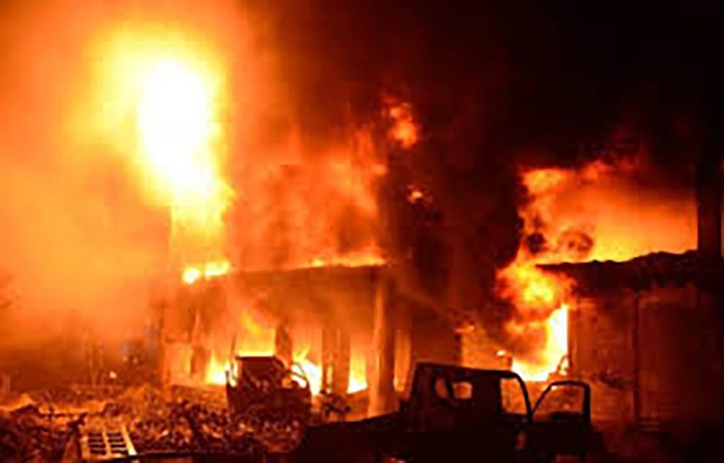 incendie-dans-les-locaux-de-la-direction-de-l-action-sociale-a-tidjikja-mauritanie