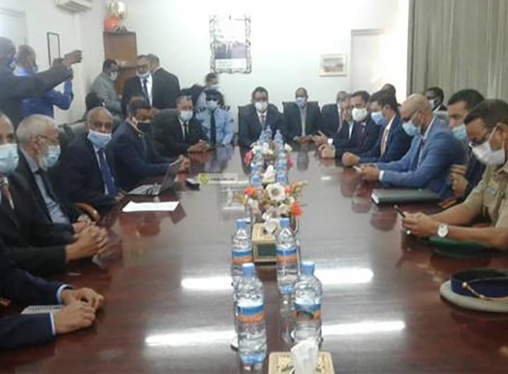 ministre-du-petrole-mauritanien-en-visite-a-la-snim