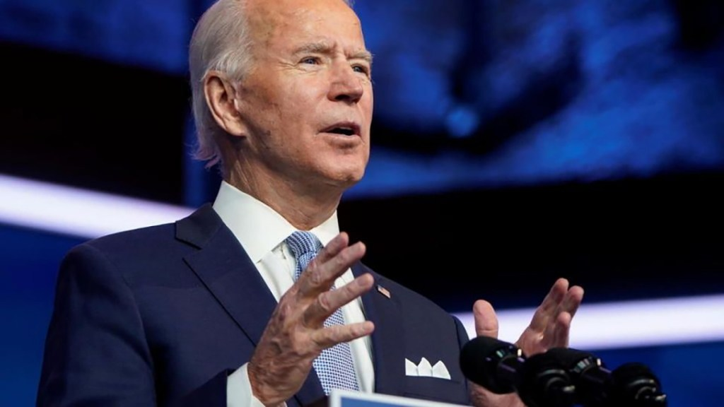 Joe Biden veut doubler le salaire minimum