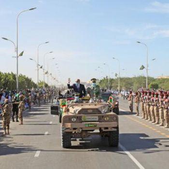 le-defile-militaire-du-60eme-anniversaire-de-l-independance-de-la-maurotanie-1