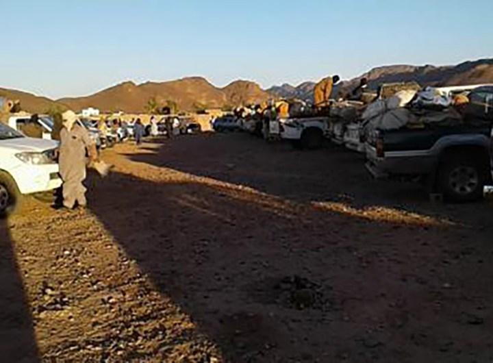 decouverte-d-une-source-d-eau-douce-dans-a-cheggat-par-maaden-mauritanie