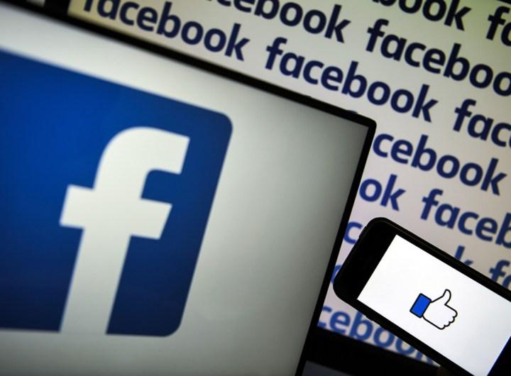 suspension du compte facebook de Trump