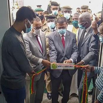 inauguration-d-une-clinique-d-ophtalmologie-dans-la-moughataa-de-ryad