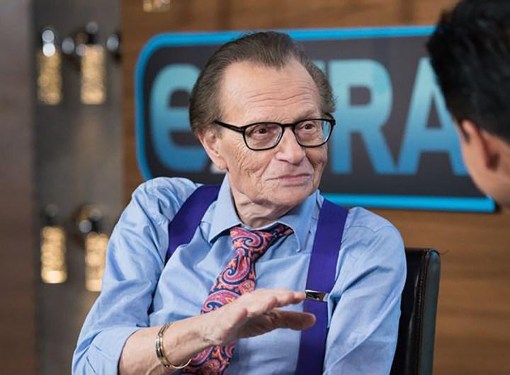 Larry King est mort à l'âge de 87 ans