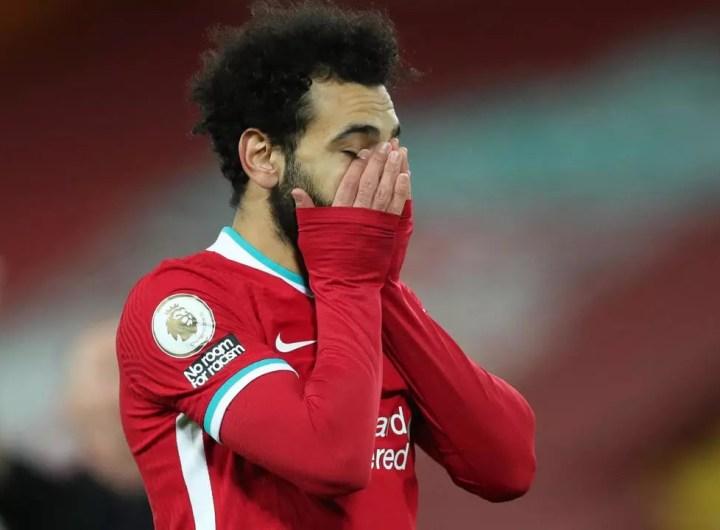 première défaite de Liverpool à domicile