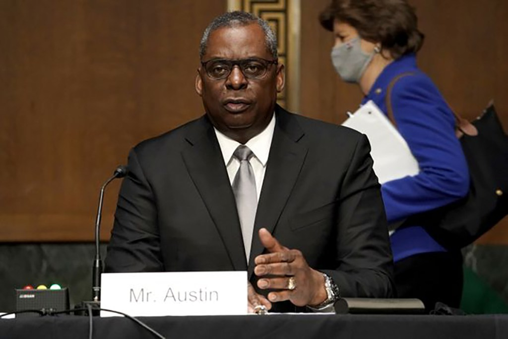 Lloyd Austin ministre américain de la defense