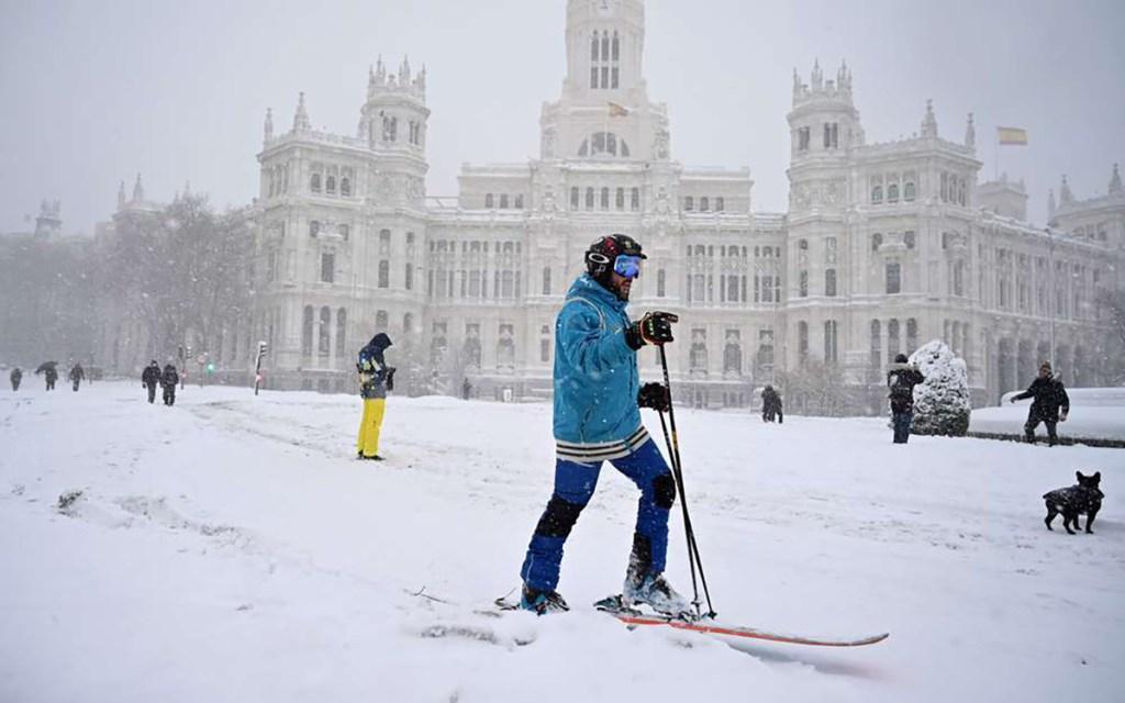 madrid-il-n-etait-pas-tombee-autant-de-neige-en-50-ans