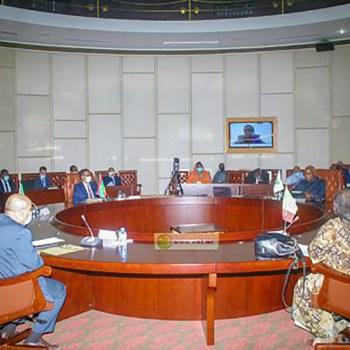 session extraordinaire du conseil des ministres de l'OMVS