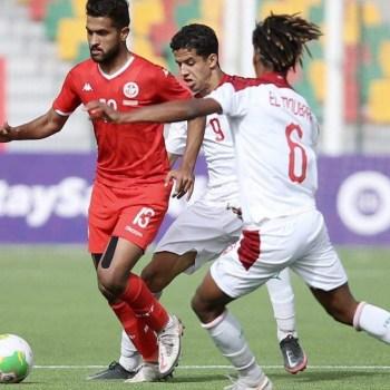 Can U20 la Tunisie élimine le Maroc
