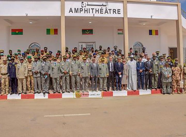 Centre de simulation G5 Sahel