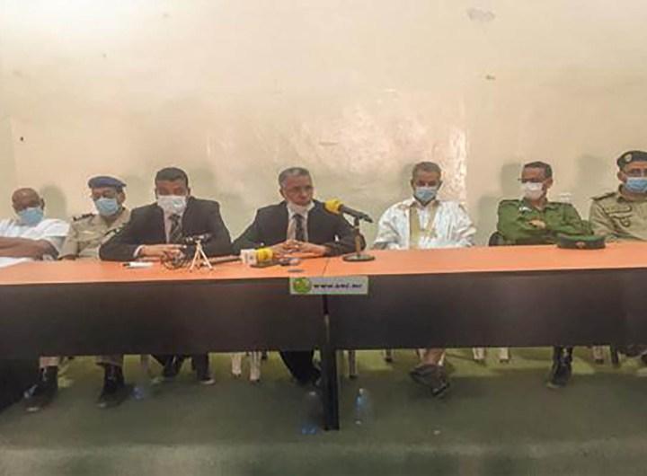 12 millions UM pour le financement de 7 groupements féminins à Nouadhibou