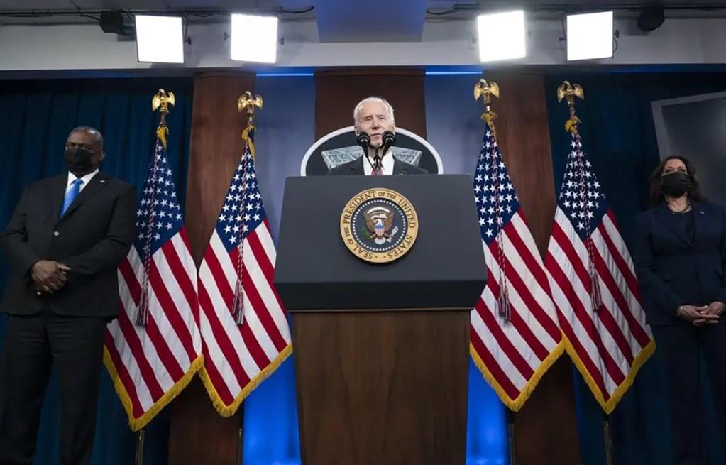 Frappes américaines en Syrie l'administration Biden veut négocier en position de force sur le nucléaire iranien