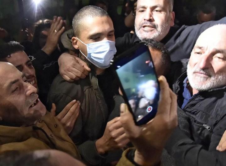 Khaled Drareni libérés par une grâce présidentielle
