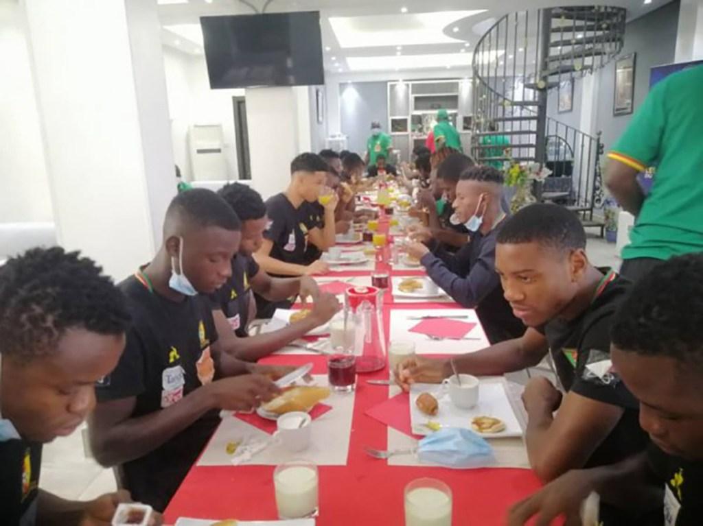 can U20 le Cameroun soupçonné de falsification