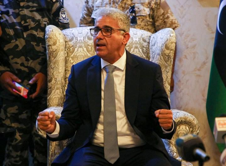 Le ministre de l'intérieur libyen échappe à une tentative d'assassinat