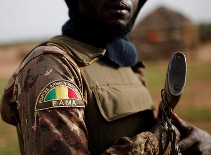 Mali 10 soldats tués