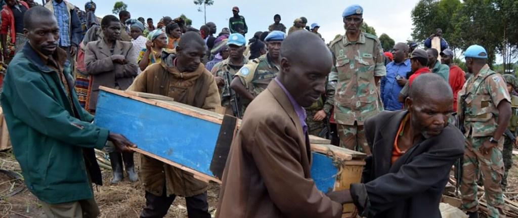 Massacre au Nord-Kivu