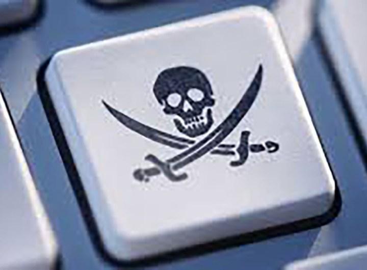 une fuite de données informatiques piratage