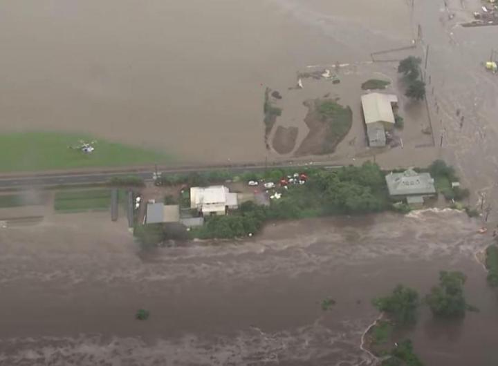 L'Australie touchée par les pires inondations depuis 30 ans