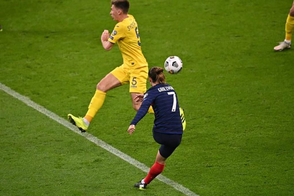 Mondial-2022: la France trébuche contre l'Ukraine