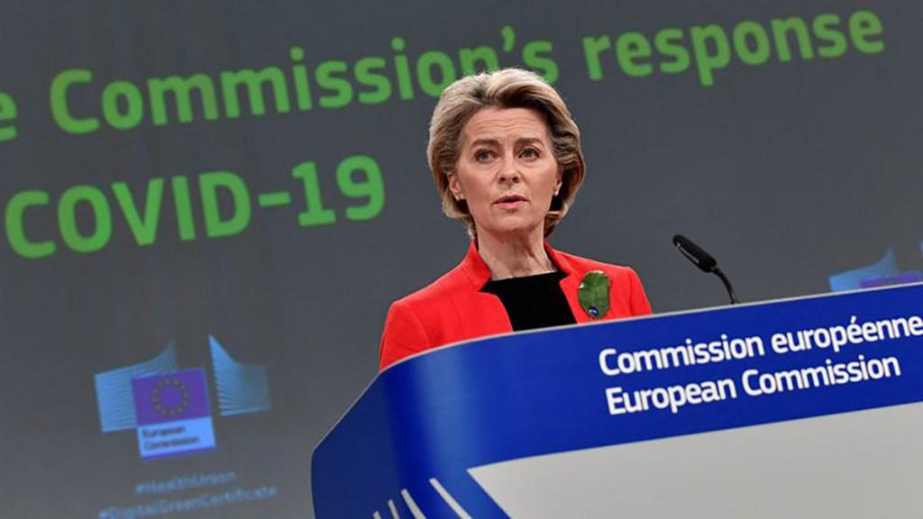 """un """"certificat vert"""" pour circuler au sein de l'union européenne"""